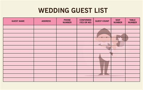 the easy steps on creating your wedding guest list hizon