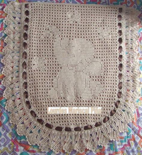 como hacer colchas para bebe colchas para carritos de beb 233 en crochet imagui