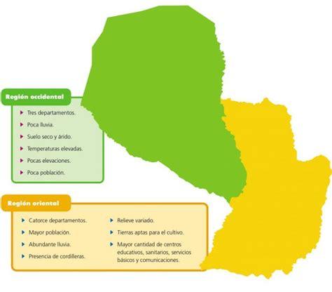 abc color paraguay regiones naturales paraguay edicion impresa abc color