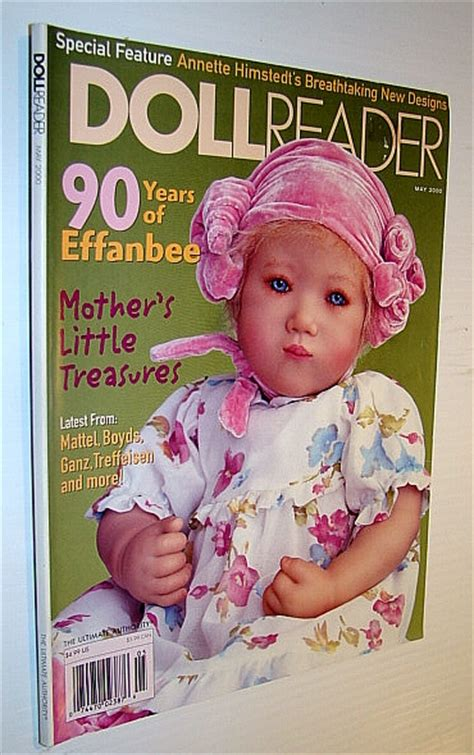 doll reader magazine back issues dollreader doll reader magazine may 2000 90 years of