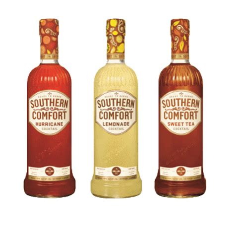 what goes with southern comfort b f brand facts book