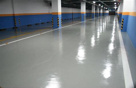 Maydos Industrial Epoxy Warehouse Removable Floor Paint
