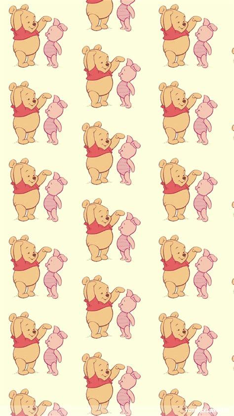 wallpaper whatsapp winnie the pooh winnie the pooh and piglet iphone wallpaper cartoon