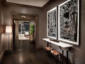 apartment foyer lincoln park luxury high rise model apartments designed by holly hunt interiors