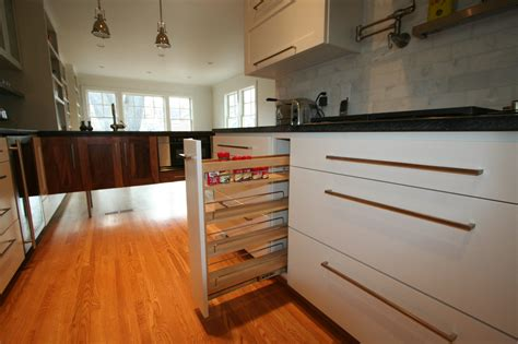 roll out kitchen cabinet custom roll out shelves maximize your existing space