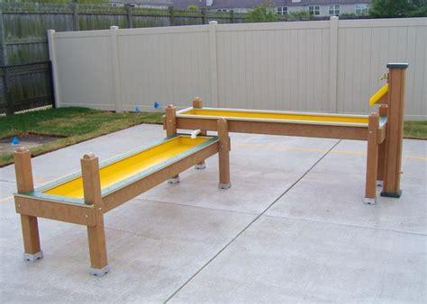 Outdoor Water Table meyer design playground equipment portfolio