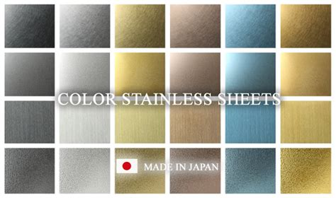 colored stainless steel image gallery steel color