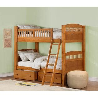sears bed pine bunk bed sleep well with sears