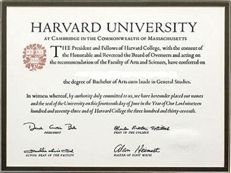 Harvard Mba Programs by Certificate Programs Harvard The Secret Of