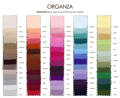 wedding color swatches bridesmaid dresses color swatches stuff for