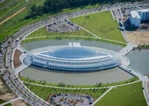 Research Center Floor Plan santiago calatrava s florida polytechnic university opens