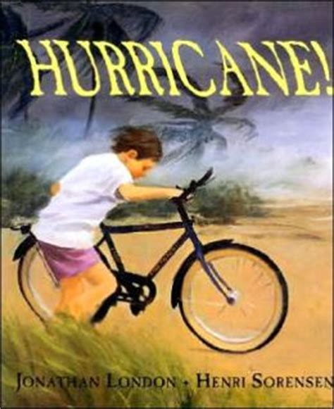 hurricane by jonathan 9780688129774 hardcover
