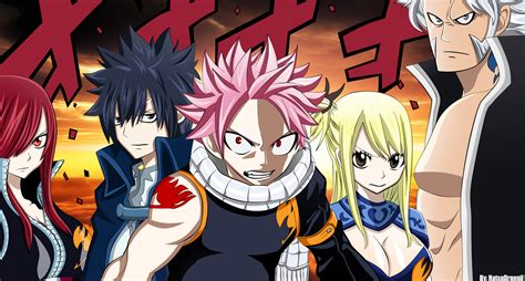 fairy tail manga 10 unseen fairy tail wallpapers daily anime art