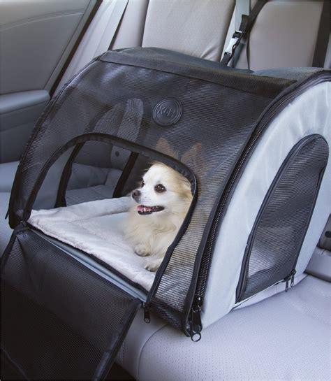 pet car seat carrier travel safety carrier gw
