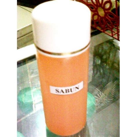 Sabun Papaya New sabun cair papaya 60ml dari jielovetie shop di perawatan