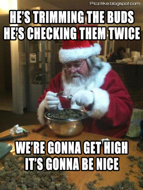Santa Claus Meme - picz i like santa claus is checking your bud