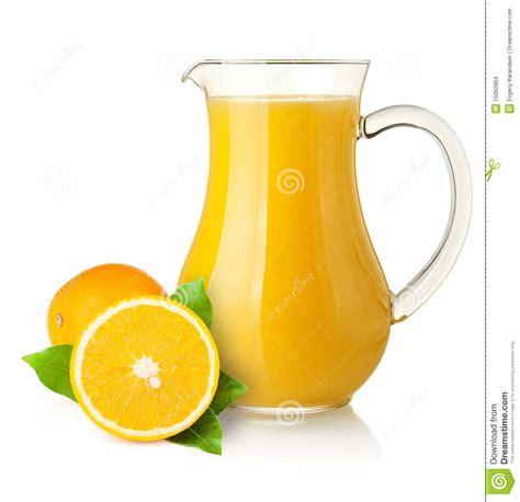 imagenes de jarras vintage zumo de naranja en jarra y naranjas foto de archivo