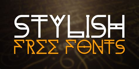 web design font name stylish free fonts for graphic designers fonts graphic