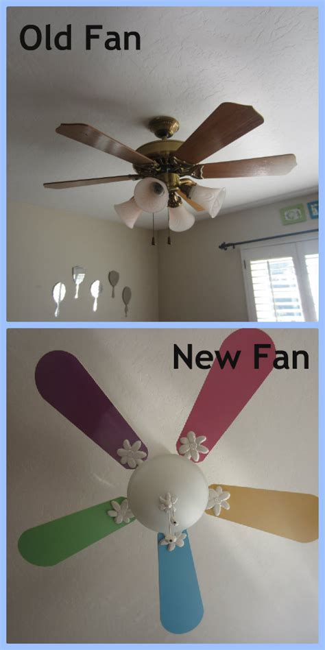 replacing a ceiling fan diy inspired