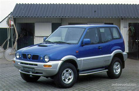 nissan terrano 1996 nissan terrano ii 3 doors 1996 1997 1998 1999 2000