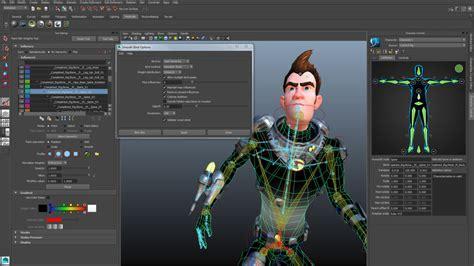 graphic design movie maker autodesk updates its entertainment creation suite