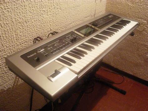 Keyboard Roland Gw 7 roland gw 7 image 123668 audiofanzine