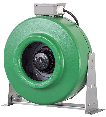 active air 720 cfm inline fan 8 inch hydrofarm acdf8 active air 720 cfm inline fan 8 inch