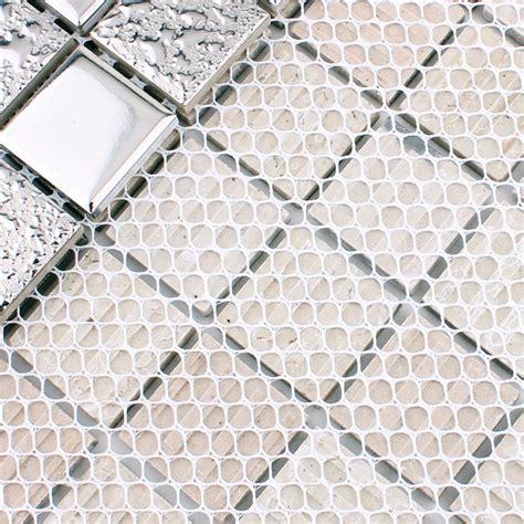 glazed ceramic tile backsplash glazed porcelain mosaic wall tile backsplash silver