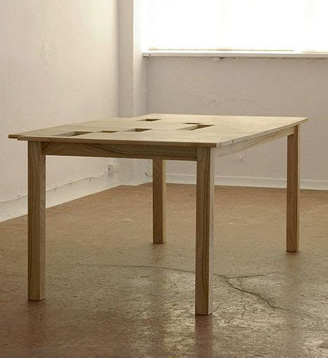 Plain And Simple Furniture Designs by Desk Secret Spaces In A Simple Wood Dining Table