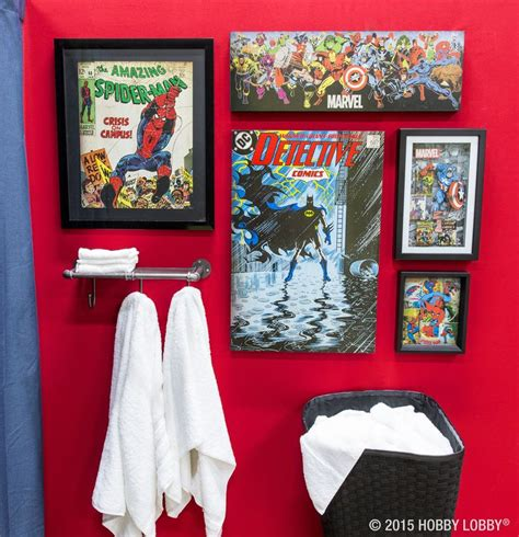 Superman Bathroom Decor by 100 Best Images About Gallery Wall Ideas On