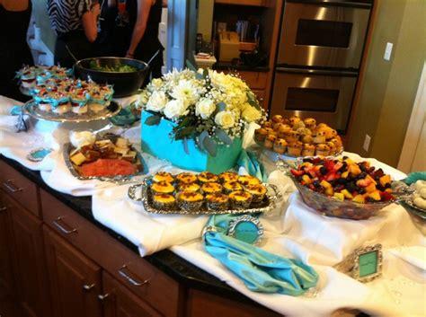 foods for bridal shower brunch breakfast at s bridal shower food display 2 breakfast at s bridal shower