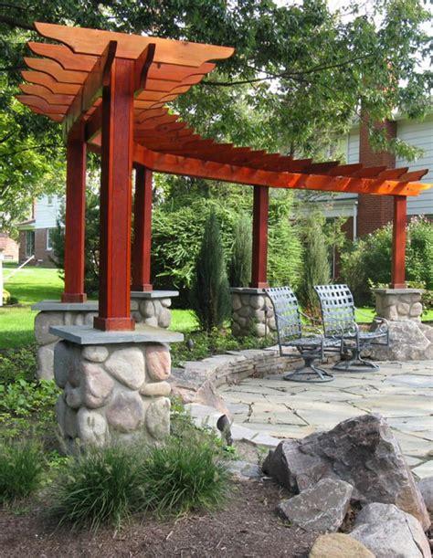 pavillon bepflanzen different styles of pergolas diy motive