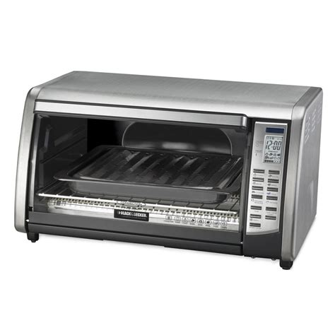 Black Decker Countertop Oven Manual by Oven Toaster Black And Decker Toaster Oven Reviews