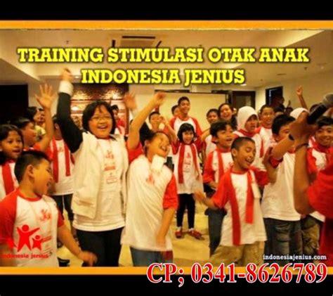 membuat anak jenius indonesia jenius
