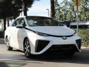 Toyota Electric Car Mirai Upcoming Cars In India New Car Launches In India 2017 2018