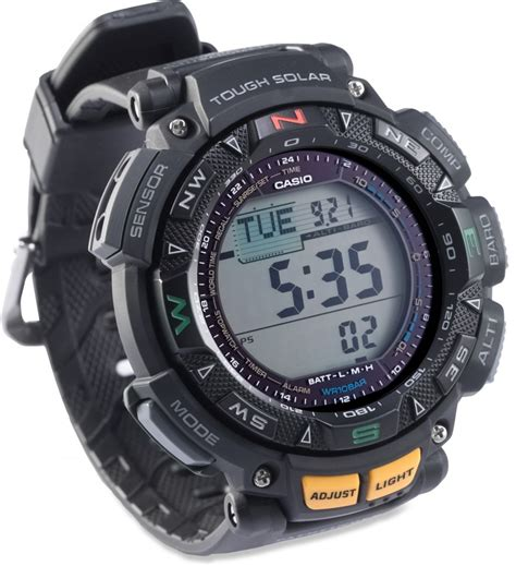 Stopwatch Dital Kompas Xl 009 casio pathfinder pag240 1 review outdoorgearlab