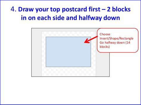 Postcard Template Google Docs Templates Collections Postcard Template Docs