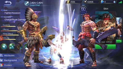 mobile legend build mobile legends lapu lapu guide best item build tips
