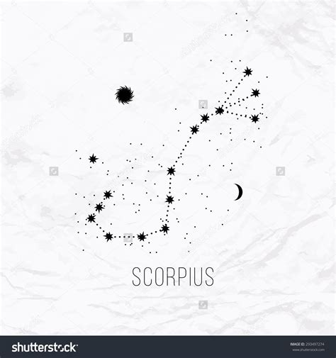 scorpio constellation tattoo scorpion constellation search horoscope