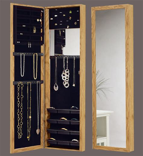 over the door jewelry armoire kohls jewelry armoire