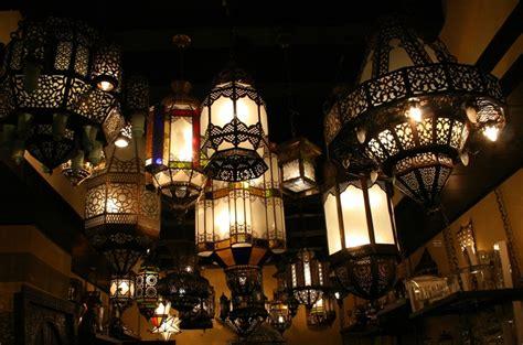 pendant light fixtures middle eastern decorative