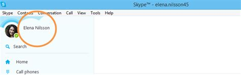 how to change your skype display name