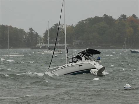 sailboat stern tie storm coming remove your anchor please page 2