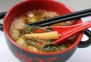 vegetarian asian noodle soup recipe gluten free