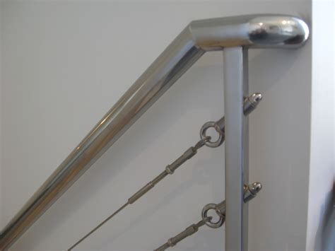 Handrail Wire Cable custom cable or tension wire railings
