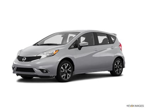 nissan versa hatchback 2016 2016 nissan versa note kelley blue book