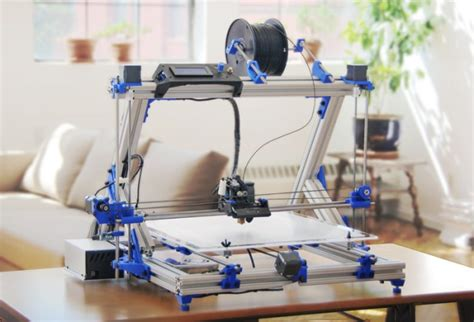 3d home kit by design works 3ders org on kickstarter the gmax 3d printer with an
