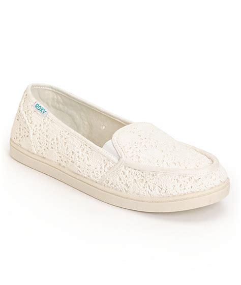 lido ii white crochet slip on shoes at zumiez pdp