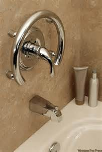 grab bars deliver elegance safety to bathrooms winnipeg