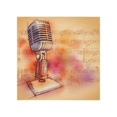 microphone watercolor tattoo 7 best antique microphones images on pinterest vintage